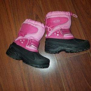 Toddler Girl Cold Weather Boots